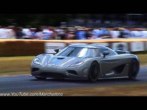 Koenigsegg Agera Incredible SOUND!! - Accelerations