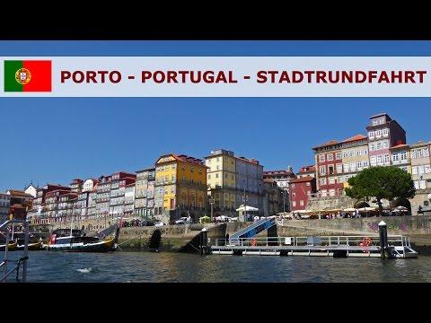Porto Portugal Stadtrundfahrt Sehenswürdigkeiten
