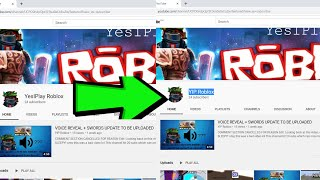 MY YOUTUBE NAME HAS CHANGED.. | YIP Roblox
