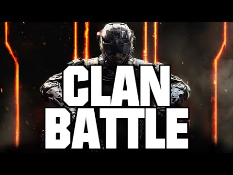 Black Ops 3 Clan Battle   Clutch Qrew vs the Roman Numerals