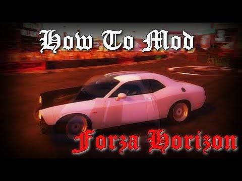 Forza Horizon | How To Mod | Xbox 360