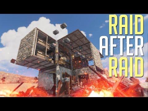 Rust | SOLO RAIDING SPREE FINALE (Solo Series)