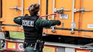 Dokumentation Polizei - Auf den Fersen der Schmuggler [2015]