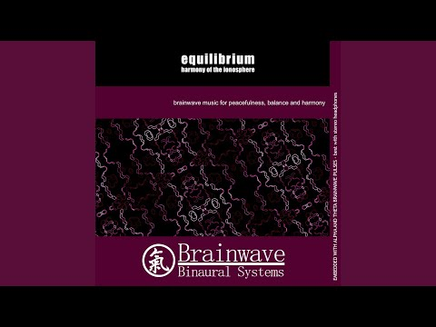 Equilibrium: Harmony of the Ionosphere