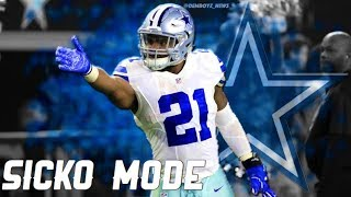 "Ezekiel Elliott Mix - ""Sicko Mode"" 2018"