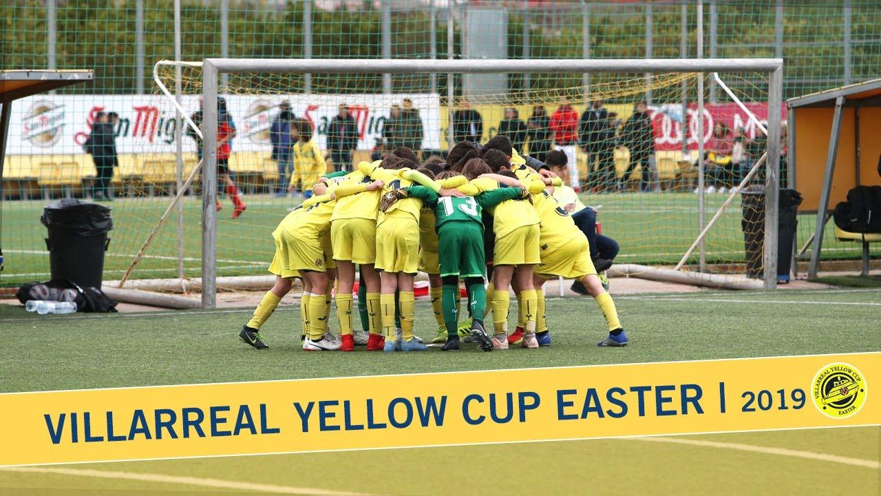 Fútbol Femenino: Fases de Clasificación y Consolación | 2019