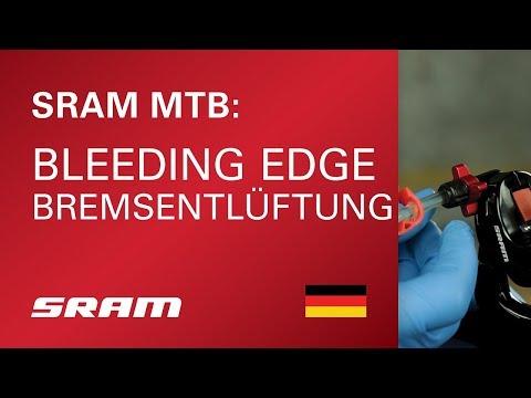 SRAM MTB: Bleeding