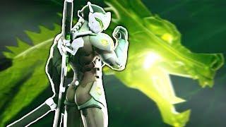 Overwatch - Disgusting Genji Deflects