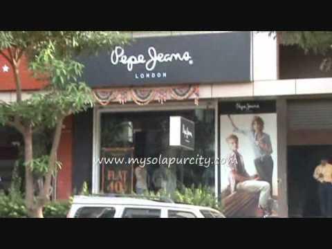 0a8af35437ec6 Solapur Pepe Jeans Showroom - YouTube
