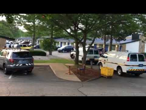Suspected Homicide At Summit Motel