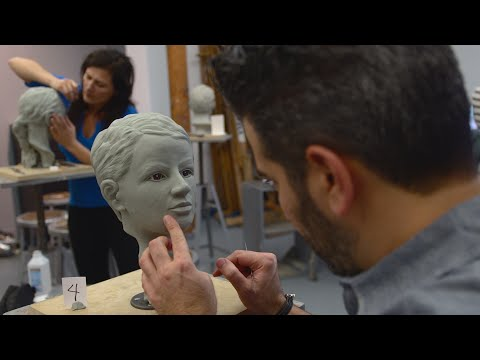 The Art of Forensics at the New York Academy of Art