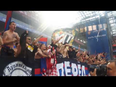 RUS: CSKA Moscow - Spartak Moscow [Derby]. 2017-08-12