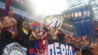 RUS: CSKA Moscow - Spartak Moscow [Derby]. 2017-08-12
