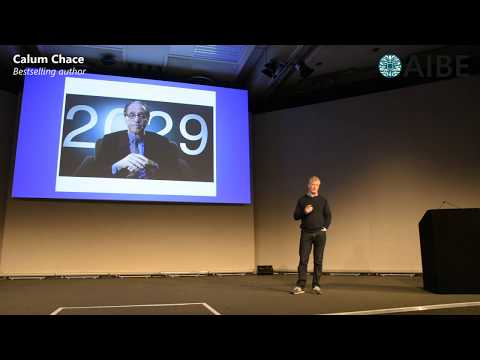 Is AI a Threat to the Future of Humanity? (Calum Chace) - AIBE Summit 2017