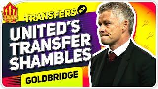 Solskjaer's Transfer Panic! Man Utd Transfer News