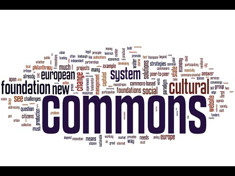 Why Should Each Of Us Think Like A Commoner? (w/Guest: David Bollier)