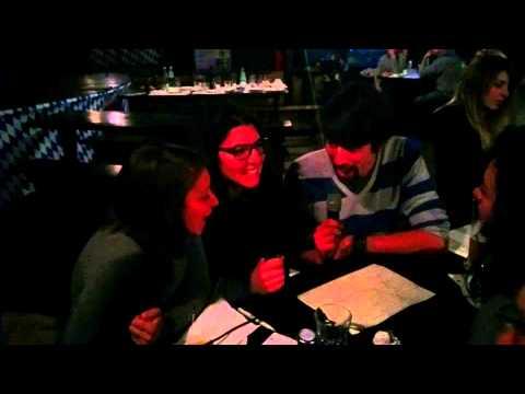 karaoke - La timida rasata (tosa) [1900 pub]