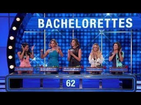 "Bachelors vs Bachelorettes ""Celebrity Family Feud"" Preview 2"