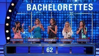"Bachelors vs Bachelorettes ""Celebrity Family Feud"" Preview 2"