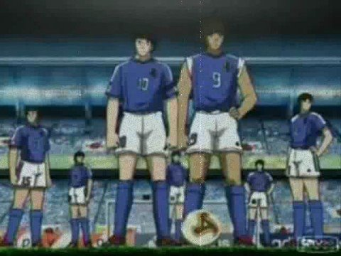 Captain Tsubasa Road 2002 - Full Opening 1