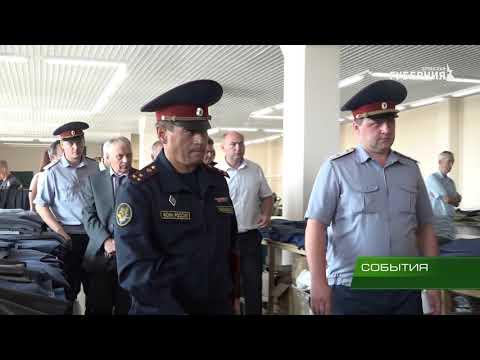 Брянскую исправительную колонию № 2 посетила специальная делегация 30 08 18