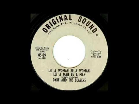 Dyke and The Blazers - Let A Woman Be A Woman Let A Man Be A Man (Drum Break - Loop)