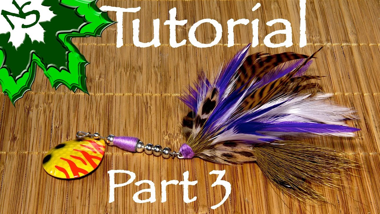 How to Make a Bucktail Fishing Lure