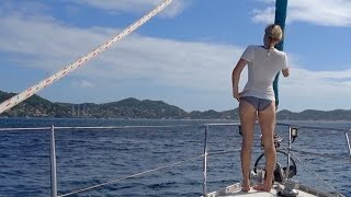 S3E19 (Sailing Miss Lone Star) Grenada the Last Sail With SSL
