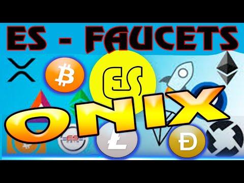 БИТКОИН КРАНЫ 2020! ES Faucet Membership ONIX/Биткоин с нуля