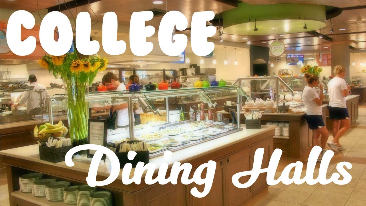 How to make healthy choices in your college dining hall youtube how to make healthy choices in your college dining hall ccuart Gallery