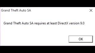 GTA:SA Windows 10