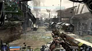 Titanfall Beta Xbox 360 Controller Gameplay
