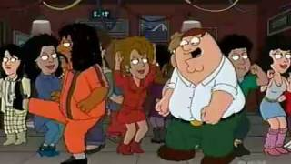 Family Guy - 80s Dancing