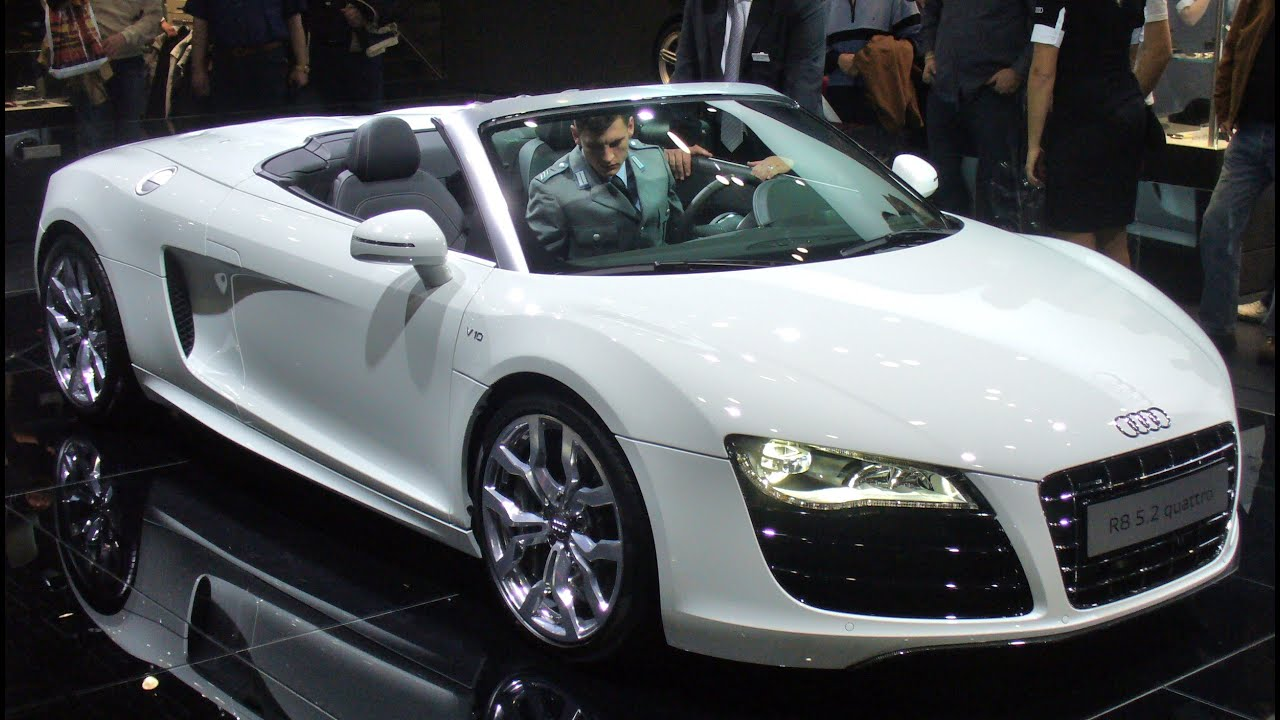 audi r8 cabriolet redesign 2016 youtube. Black Bedroom Furniture Sets. Home Design Ideas