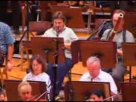Battle Royale Orchestra Recording