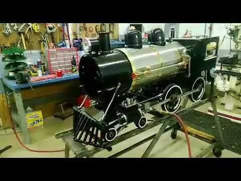 Chance Rides CP Huntington Ottaway Engine #1