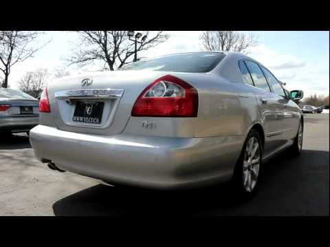 2003 Infiniti Q45 in review - Village Luxury Cars Toronto