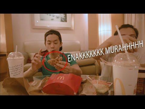 Review MCDonald's Filipina Rasa Lebih Enak, HARGA MURAH BANGET COY - ANDVlog
