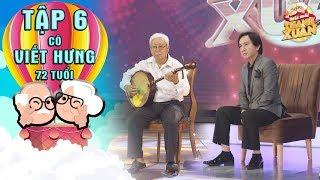 Mãi mãi thanh xuân | Tập 6: Tiếng đàn kìm của chú Viết Hưng 72 tuổi khiến Kim Tử Long thổn thức