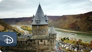Rhine River Cruise by Disney