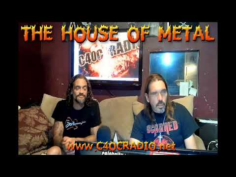 The House of Metal Radio Show 8/19/2021
