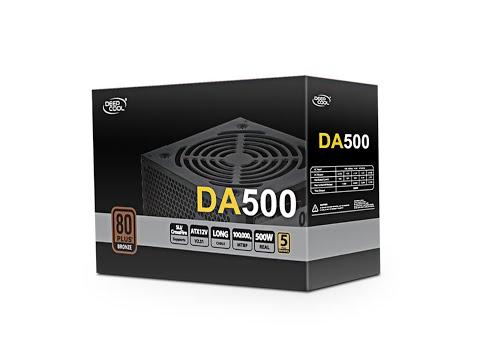 DeepCool Aurora DA500 500W (DP-BZ-DA500N)