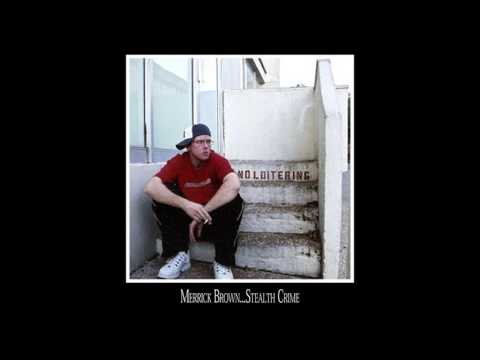 Merrick Brown - Stealth Crime [Tektite Recordings]