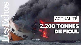 Grande America : la France menacée par une marée noire