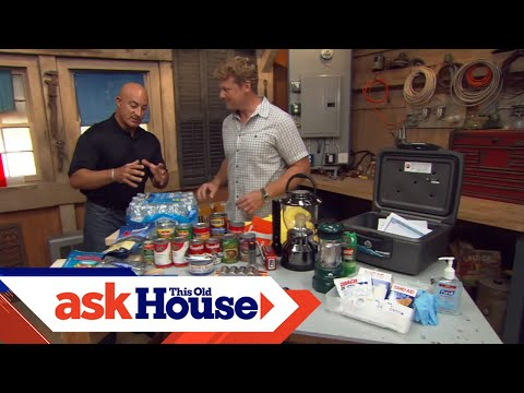 How To Prepare for Severe Weather | Best of Ask TOH