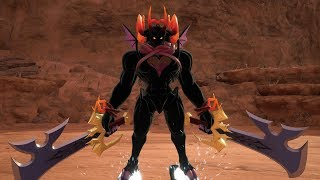 Kingdom Hearts 3: Dark Inferno Secret Boss Fight