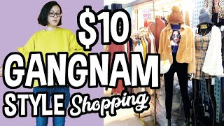 Gangnam Underground Shopping Mall (Shop With Me Vlog!) & HAUL