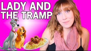 Lady and the Tramp - Down to Disness (Disney Trivia)