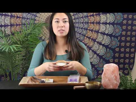 How to Burn Incense Resin