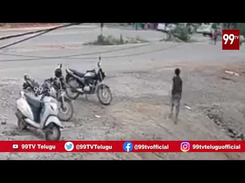 CCTV footage in Hemanth murder case shows how he was abducted in Hyderabad | 99TV Telugu
